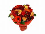 Букет (Розы, герберы)