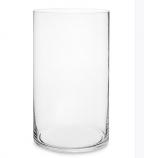 Ваза стеклянная цилиндрическая